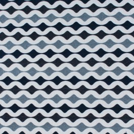 Odeon Navy RM Coco Fabric | The Fabric Co