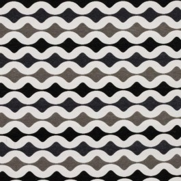 Odeon Charcoal RM Coco Fabric | The Fabric Co