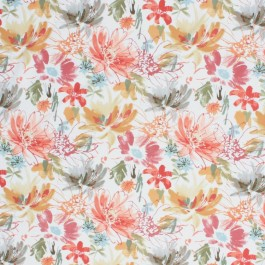 Floral Shower English Garden RM Coco Fabric | The Fabric Co