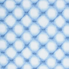 Illusion Trellis Azure RM Coco Fabric | The Fabric Co