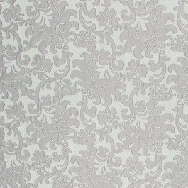 Wentworth Damask Flax RM Coco Fabric | The Fabric Co
