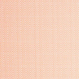 Never Fret IO Coral RM Coco Fabric | The Fabric Co