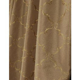 Scroll Taupe