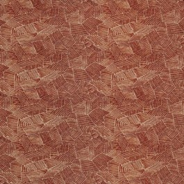 Scratch Off Tomato RM Coco Fabric