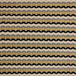 Ric Rac Golden Pewter RM Coco Fabric