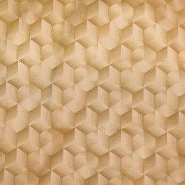 Cubits Brass RM Coco Fabric