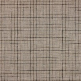 Mercer Check Pearl Grey RM Coco Fabric