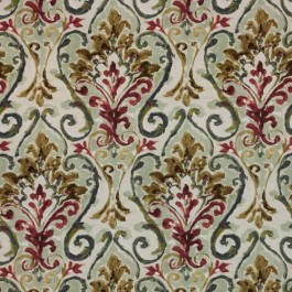 Constantinople Tuscan Red RM Coco Fabric