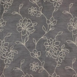 Spring Delight Pewter RM Coco Fabric
