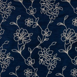 Spring Delight Cobalt RM Coco Fabric