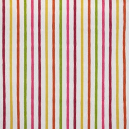 Picarelli Stripe Fruit Punch RM Coco Fabric