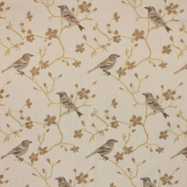 Spring Song Sandalwood RM Coco Fabric