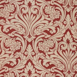 Grand Baroque Paprika RM Coco Fabric
