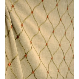 Engaging Hearth Swavelle Fabric Embroidered Diamond Pattern