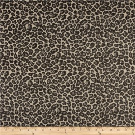 Grey Taupe Spots Slate Golding Fabric
