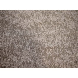 Fisher Silver Dollar Grey Silver Chenille Textured Upholstery Fabric