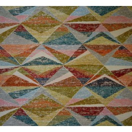 Geodesic Multi Geometric Contemporary Textured Upholstery Swavelle Mill Creek Fabric
