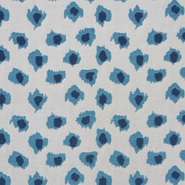 2320CB BLUE INK RM Coco Fabric | The Fabric Co