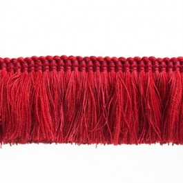 Stunning Library Brush | Lacquer Red by Robert Allen