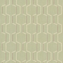 2603-20925 Harrison Celery Rectangular Geo Wallpaper