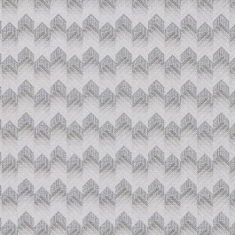 2603-20944 Maxwell Silver Fabric Texture Wallpaper