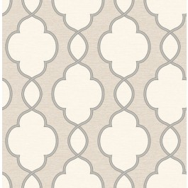 2625-21819 Structure Light Brown Chain Link  Wallpaper