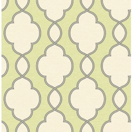 2625-21823 Structure Green Chain Link Wallpaper