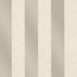 2665-21427 Magnus Pewter Paisely Stripe Wallpaper