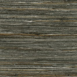 2829-80007 Fujian Silver Grasscloth Wallpaper | The Fabric Co