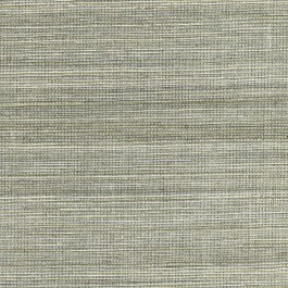 2829-80010 Nathan Silver Grasscloth Wallpaper | The Fabric Co