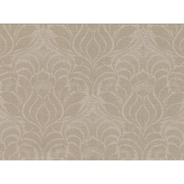 2830-2775 Sandor Light Brown Damask Wallpaper | The Fabric Co