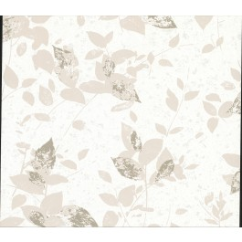 2834-402506 Oceane Off-white Toss Wallpaper | The Fabric Co