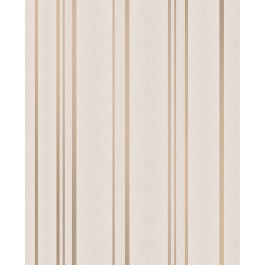 2834-42347 Thierry Rose Gold Stripe Wallpaper   The Fabric Co