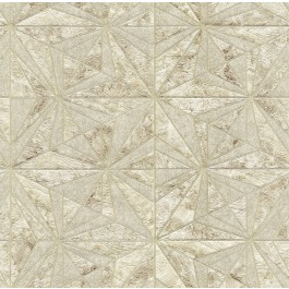 2835-C88618 Los Cabos Champagne Marble Geometric Wallpaper   The Fabric Co