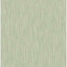 2861-25282 Chiniile Sage Faux Linen Wallpaper | The Fabric Co