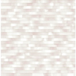 2889-25232 Kalmar Light Pink Hazy Stripe Wallpaper | The Fabric Co