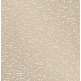 2889-25243 Hono Beige Abstract Wave Wallpaper   The Fabric Co
