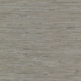 2904-24416 Fiber Taupe Faux Grasscloth Wallpaper | Brewster | The Fabric Co