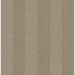 2908-25308 Intrepid Beige Faux Grasscloth Stripe Wallpaper | The Fabric Co