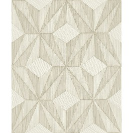 2908-87104 Paragon Gold Geometric Wallpaper | The Fabric Co