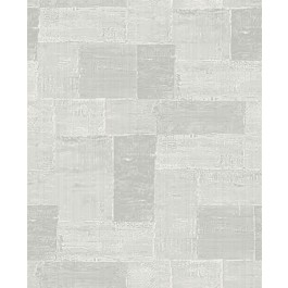 2908-87114 Composition Silver Global Geometric Wallpaper   The Fabric Co