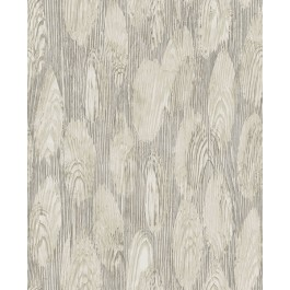 2908-87118 Monolith Grey Abstract Wood Wallpaper | The Fabric Co