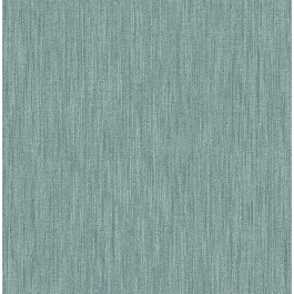 2948-25283 Chiniile Teal Linen Texture Wallpaper | The Fabric Co