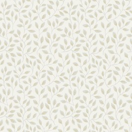 2948-33015 Posey White Vines Wallpaper | The Fabric Co