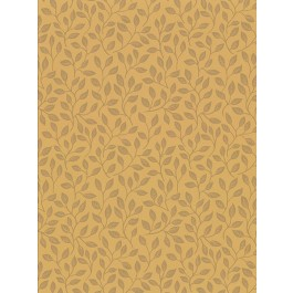 2948-33017 Posey Mustard Vines Wallpaper | The Fabric Co