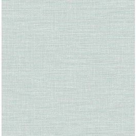 2969-25850 Exhale Blue Woven Texture Wallpaper | The Fabric Co