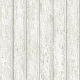 3119-66106 Jack White Weathered Clapboards Wallpaper | The Fabric Co