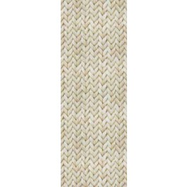 330272 Tapiz Sisal Beige Cable Knit Texture Wallpaper