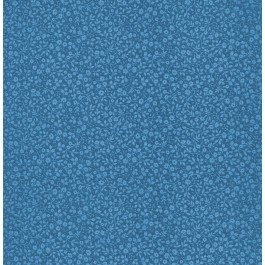 341065 Gretel Dark Blue Floral Meadow Wallpaper