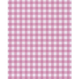 359084 Kay Pink Vichy Check Wallpaper